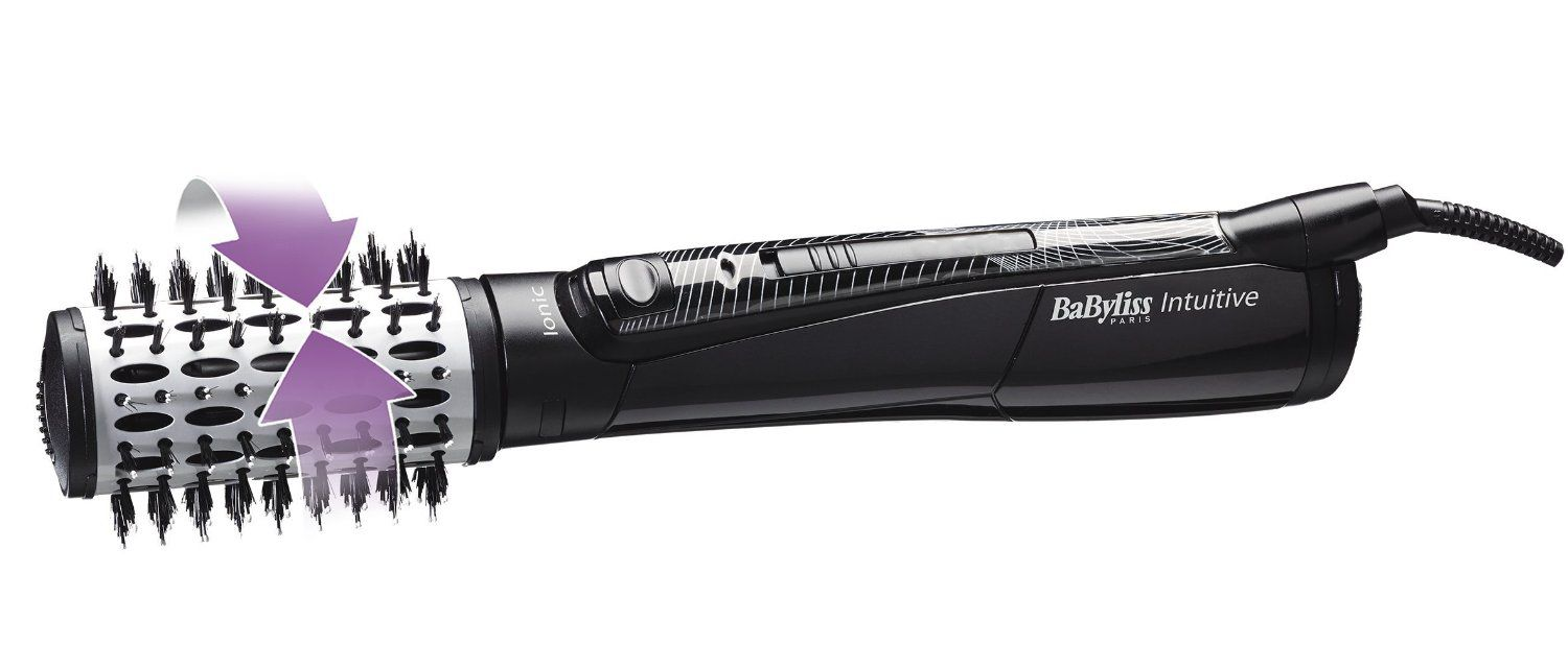 фен-щетка Babyliss AS570E Intuition