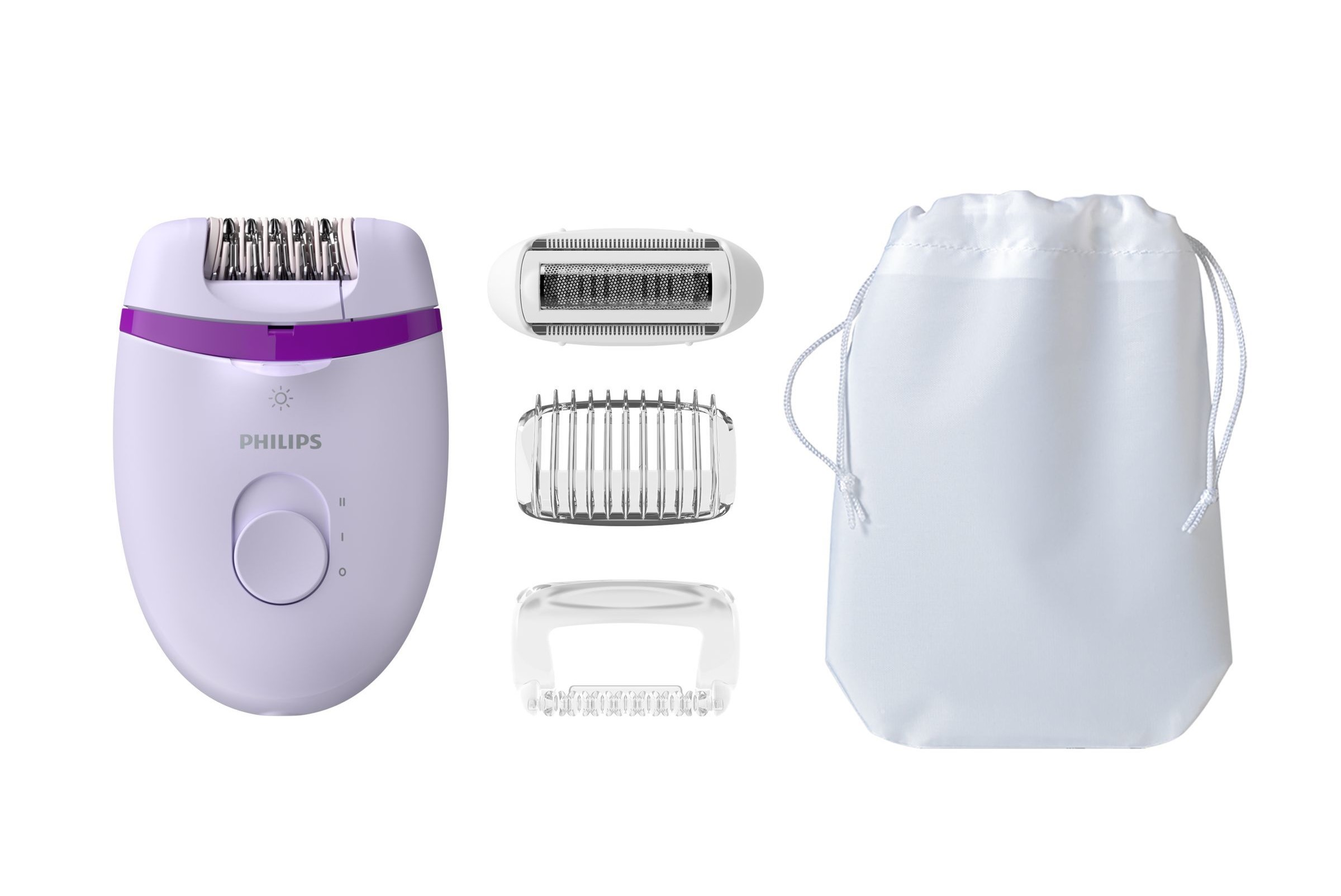 эпилятор Philips BRE275 Satinelle Essential