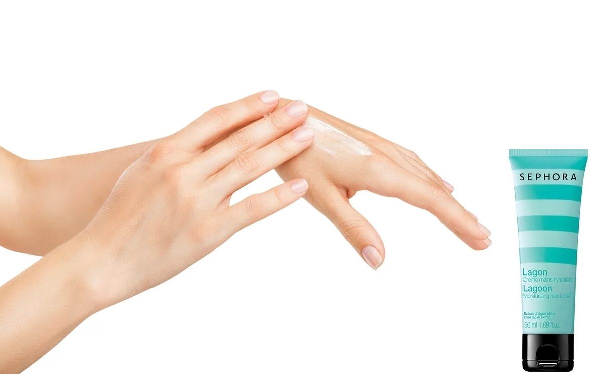 увлажняющий крем для рук Sephora «Лагуна»