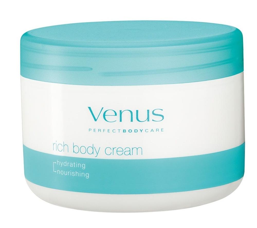 увлажняющий крем для тела Venus Rich