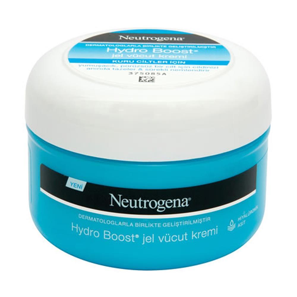 увлажняющий крем-гель для тела Neutrogena Hydro Boost