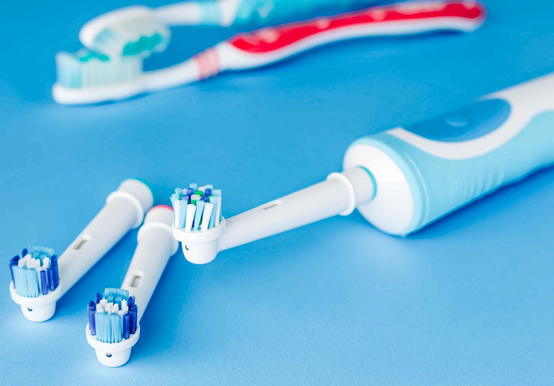 электрическая зубная щетка TINTON