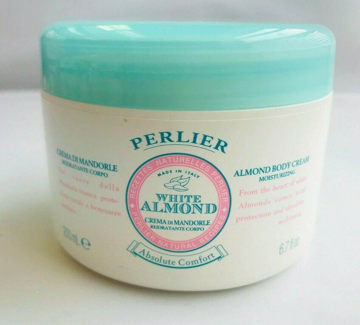 миндальный крем для тела Perlier White Almond