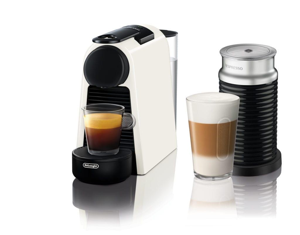 Delonghi капсульная Nespresso EN85.WAE