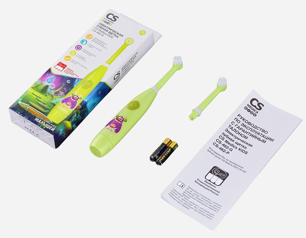 ТОП-8 лучших электрических зубных щеток для детей