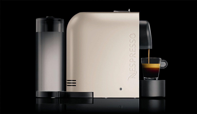 KRUPS Капсульная Nespresso U Pure