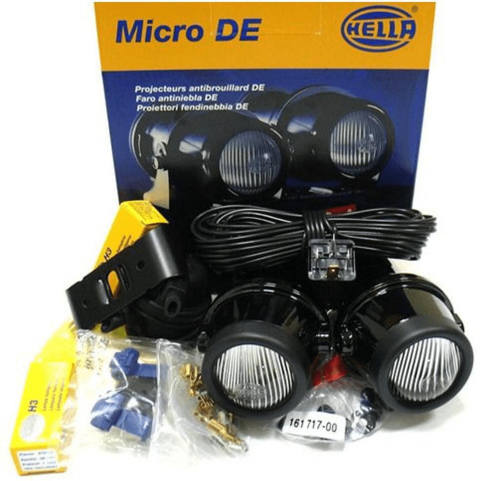 Hella Micro-DE