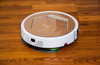Лучшие роботы пылесосы