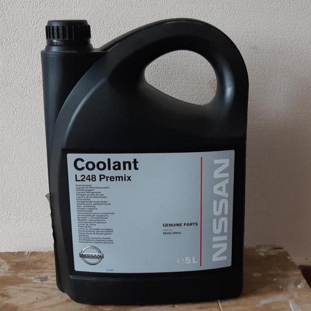 Nissan Coolant Premix L248