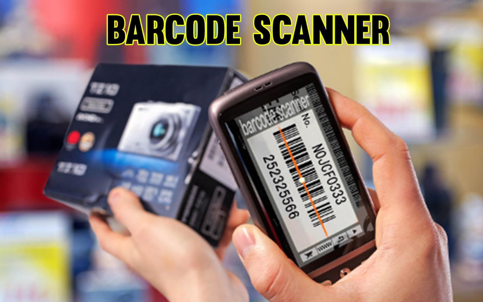 QR Code & Barcode Scanner Agmikor
