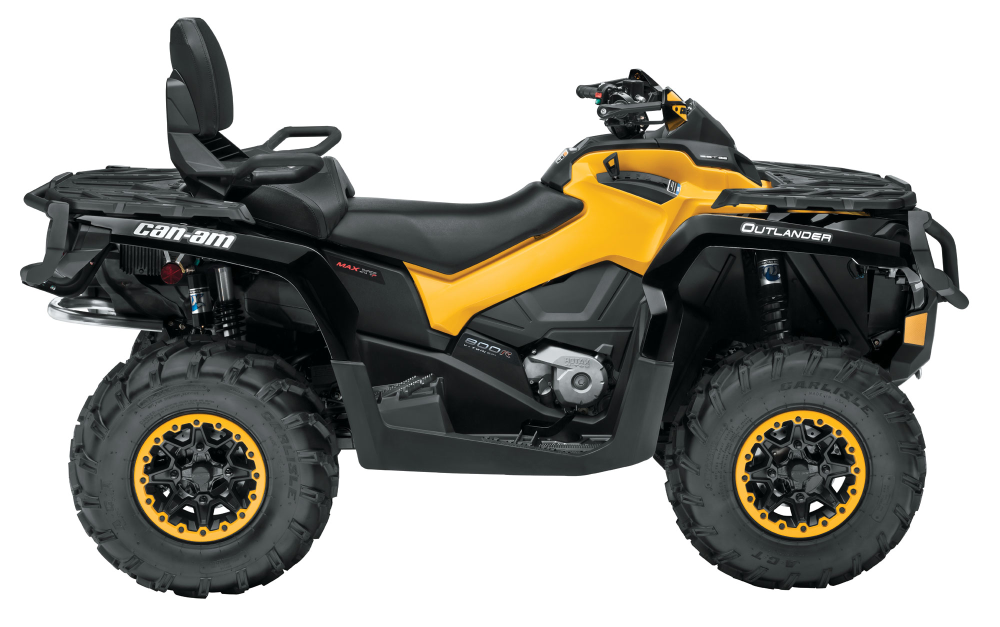 BRP Can-Am Outlander 800 XT-P