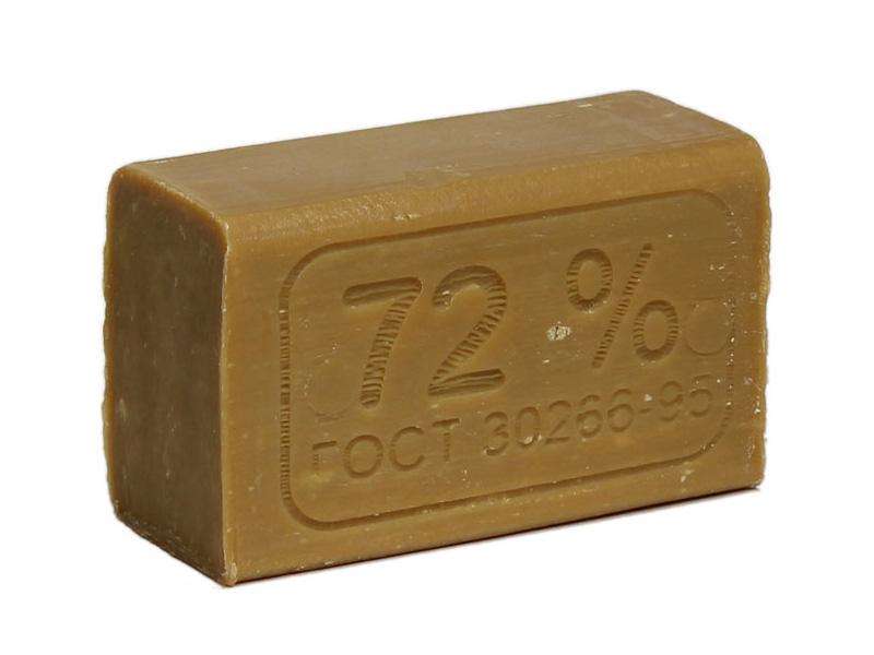 хозяйственное мыло Твердое 72 % ГОСТ