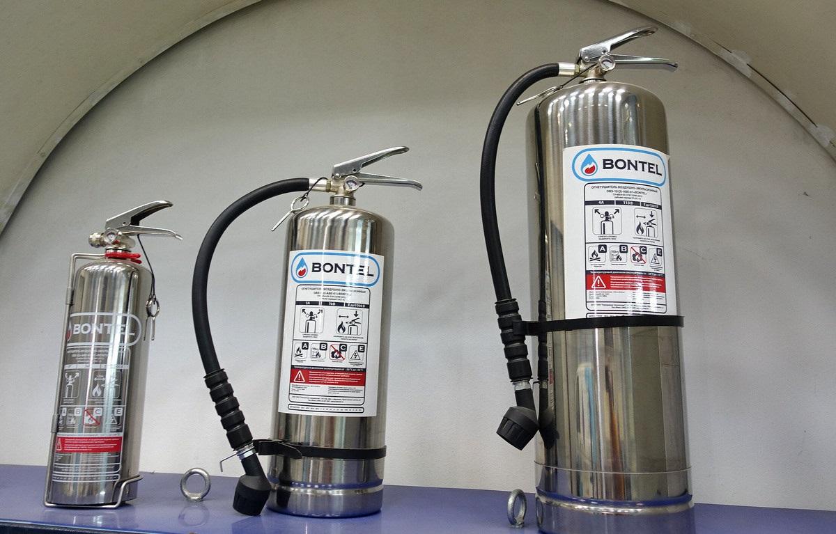 огнетушитель Bontel ОВЭ-5