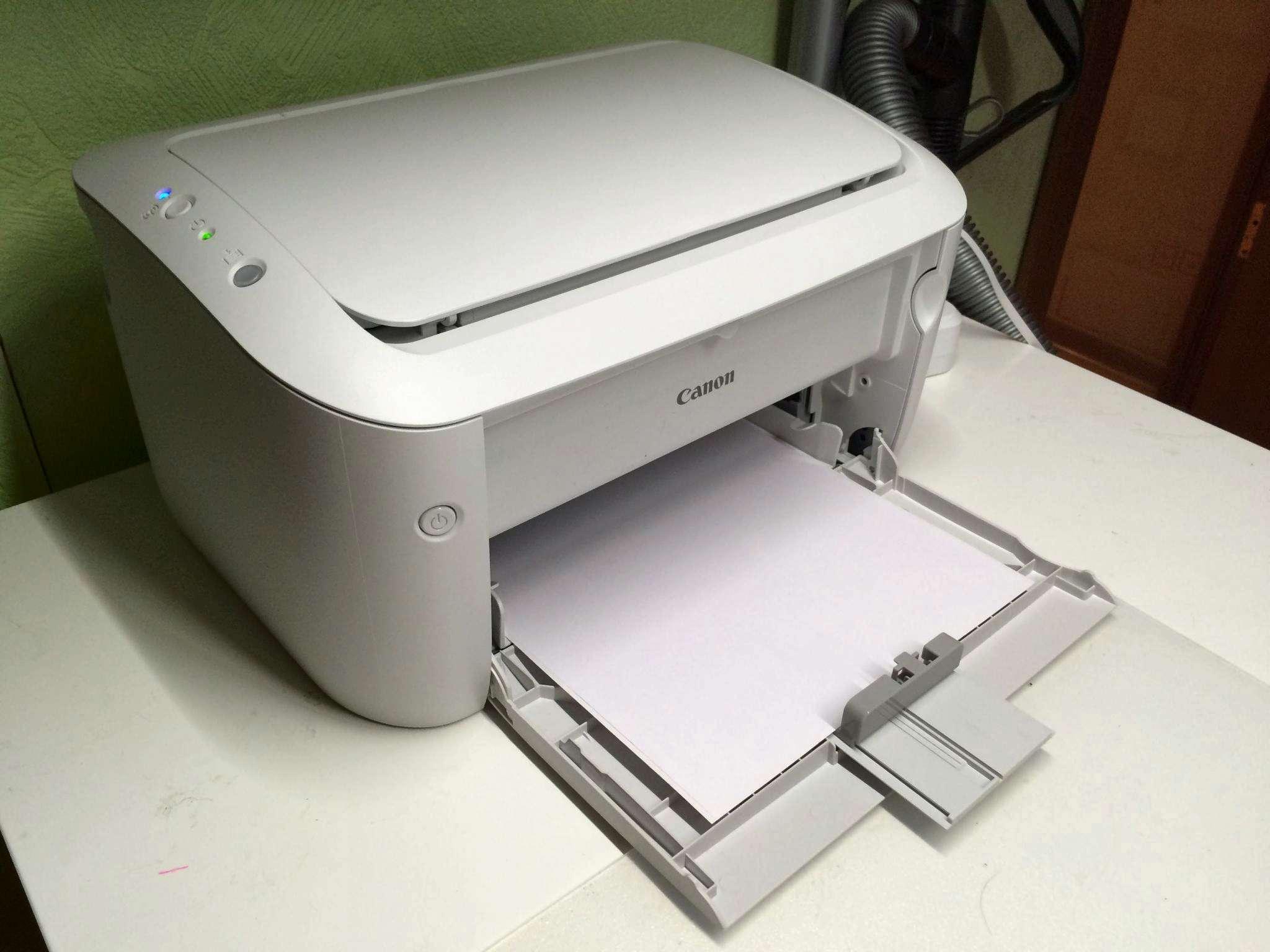 принтер Сanon i-SENSYS LBP6030w