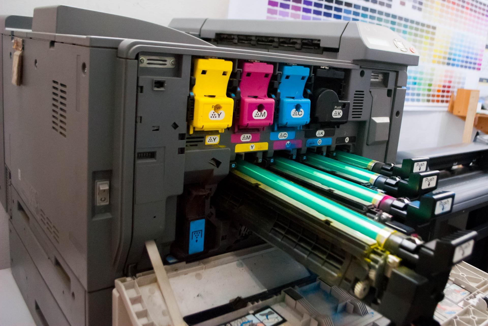 Топ 10 цветных лазерных принтеров