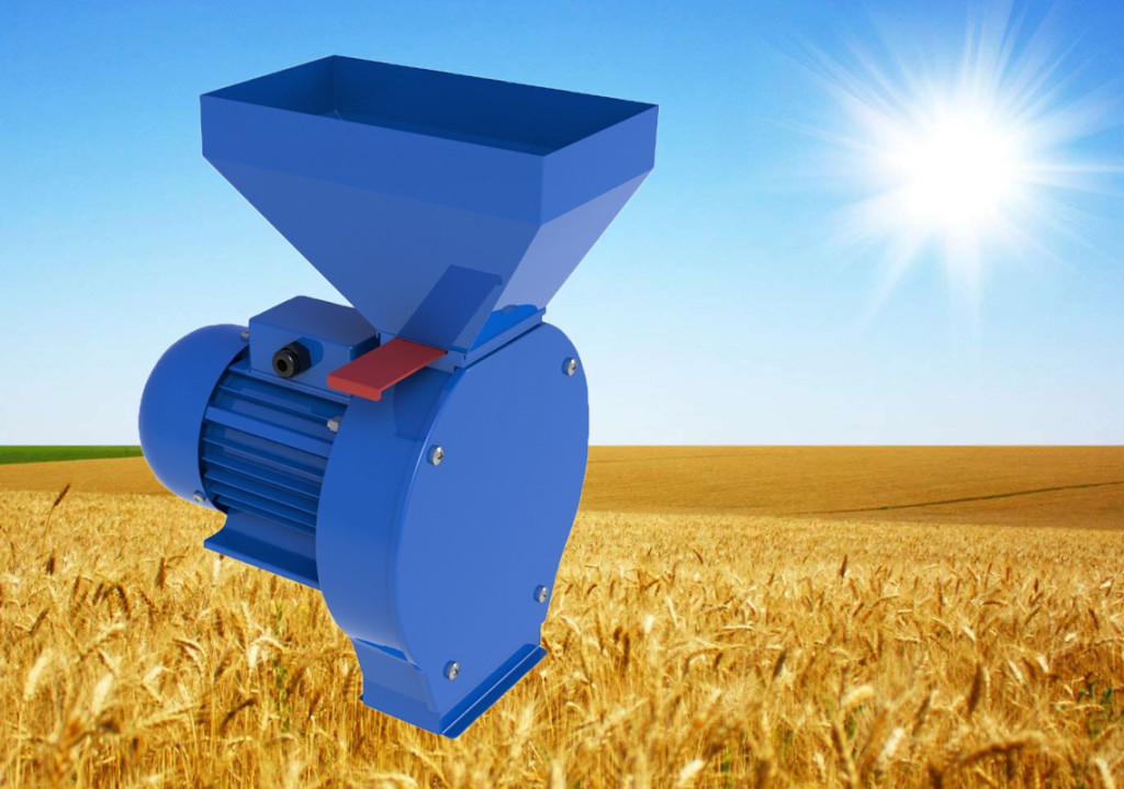 Как выбрать лучшую зернодробилку для домашнего хозяйства