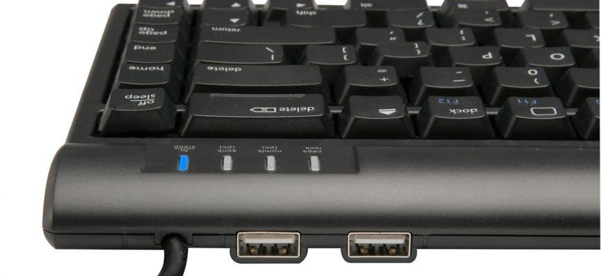 15 лучших проводные клавиатур с USB
