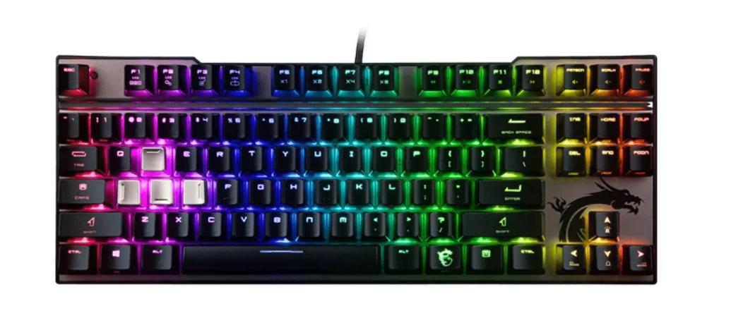 MSI Vigor GK-70 Black USB