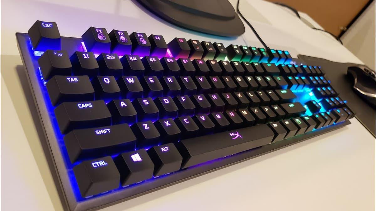 HyperX Alloy FPS RGB Black USB