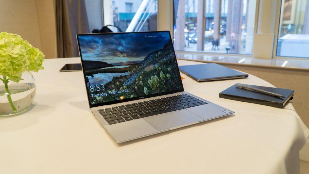лучшие тонкие ноутбуки 2020