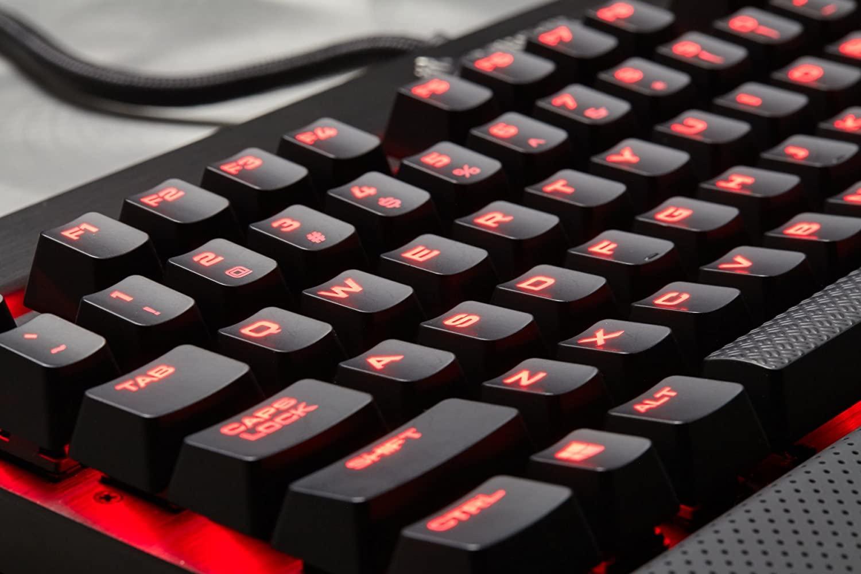самая дешевая клавиатура на cherry mx red