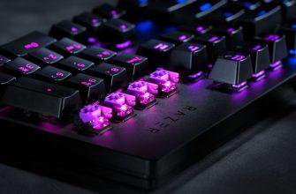 топ клавиатур с подсветкой