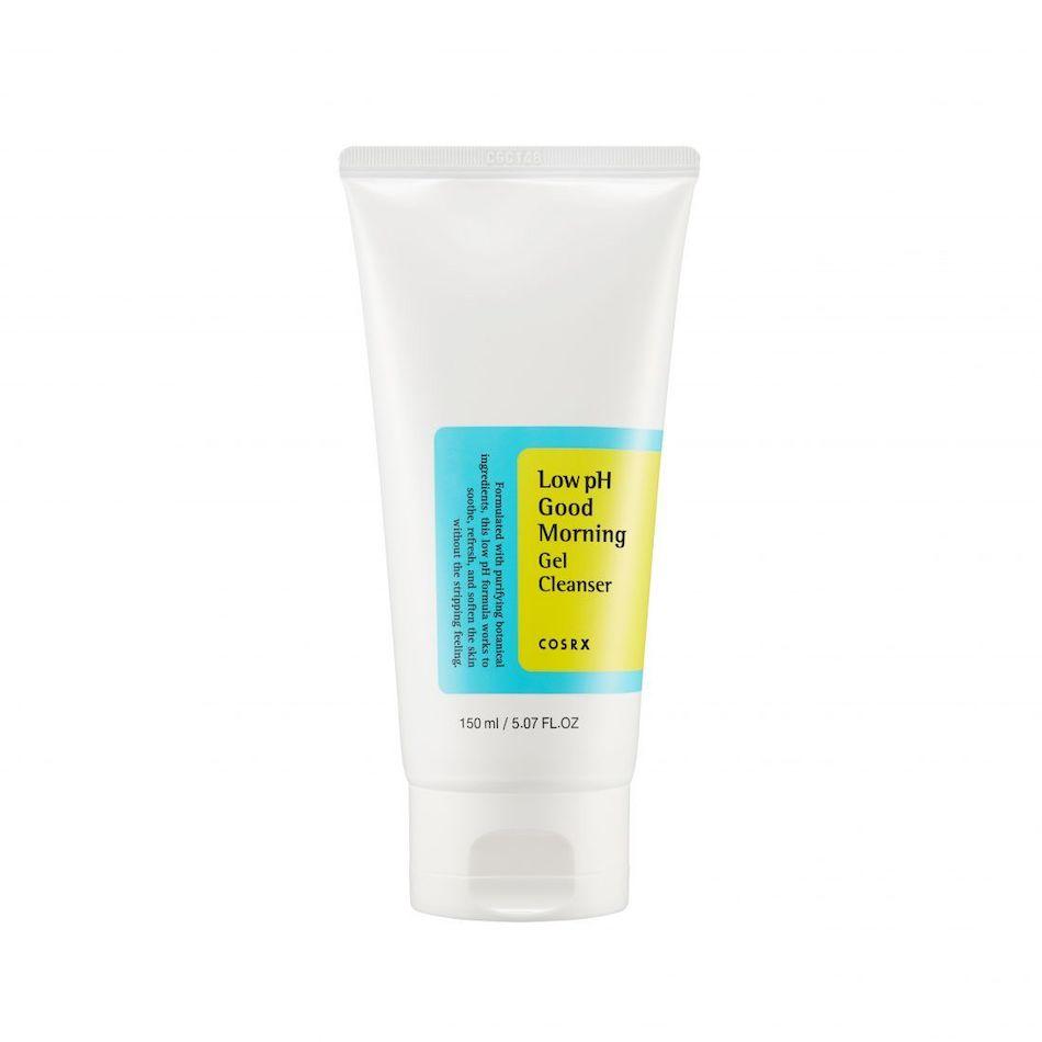 Гель для умывания с низким pH Cosrx Good Morning Low-pH Cleanser