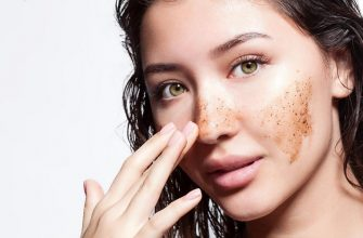 Лучший скраб для отшелушивания кожи лица