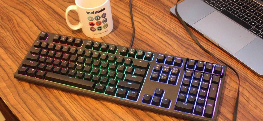 15 лучших клавиатур для печати и гейминга