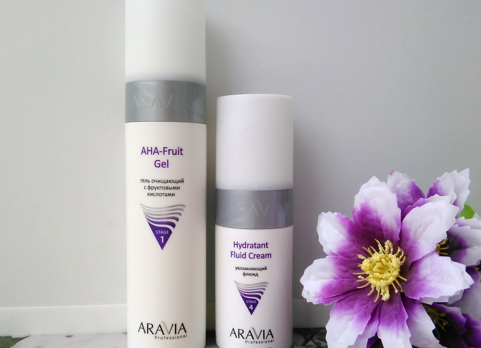 ARAVIA Professional Soft Clean Gel
