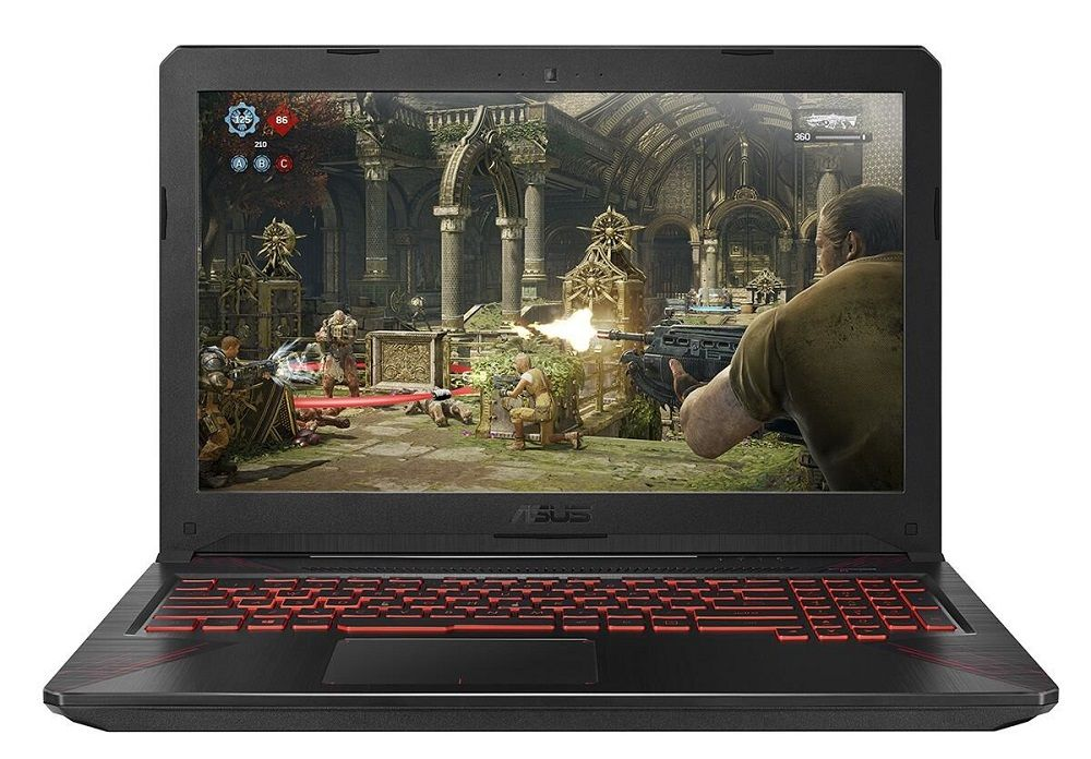 ASUS TUF Gaming FX504GD-E41146T