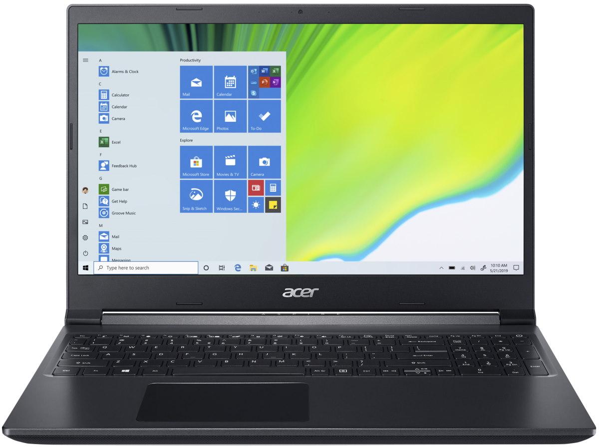 Acer Aspire 7 A715-75G-76UA