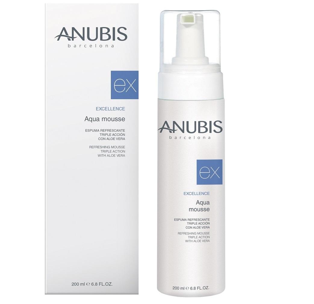 Anubis Barcelona Excellence Aqua Mousse