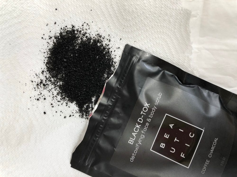 BEAUTIFIC Black D-tox