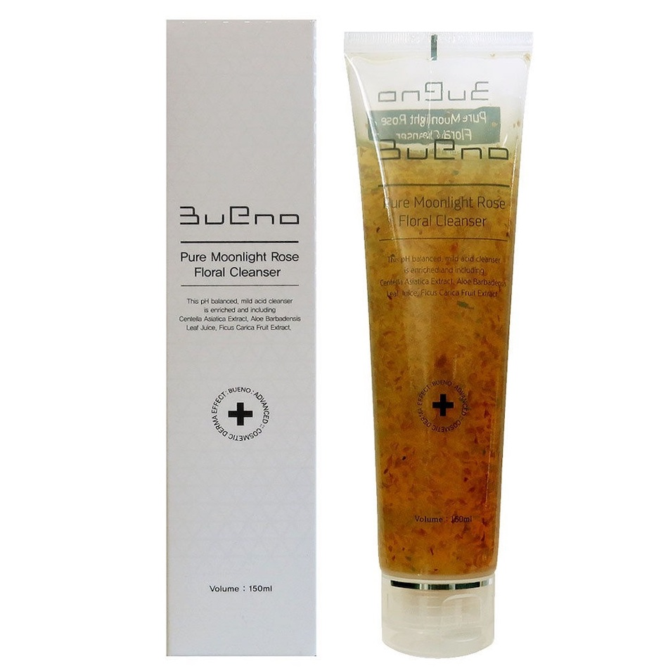 Bueno Pure Moonlight Rose Floral Cleanser