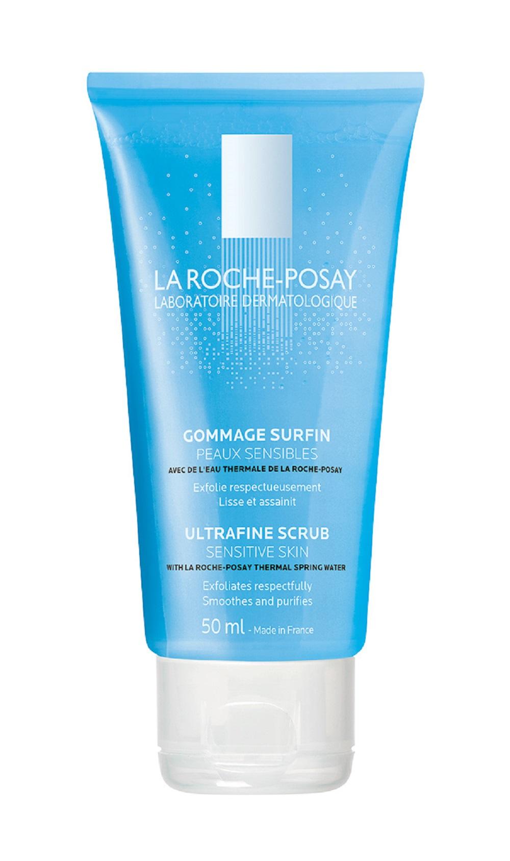 La Roche-Posay Ultrafine scrub Скраб для лица мягкий