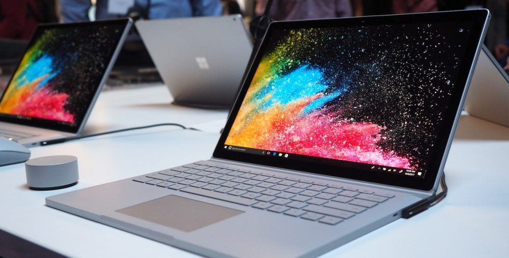 Microsoft Surface Book 2 13.5