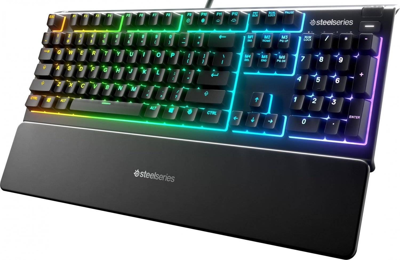 SteelSeries Apex M750 Black USB