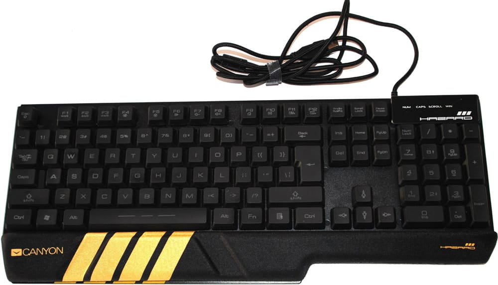 Canyon Hazard CNS-SKB7 Black USB