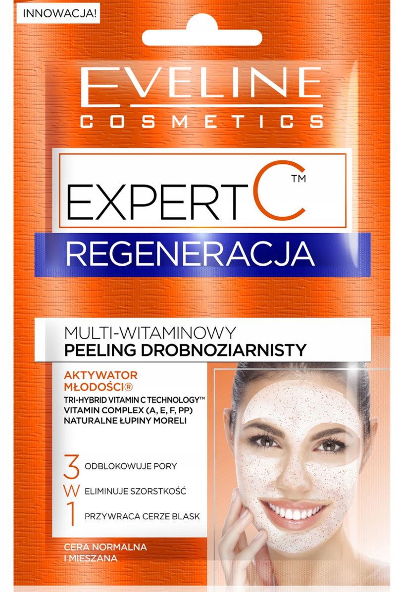 Eveline Cosmetics Expert C «Регенерация 3 в 1»