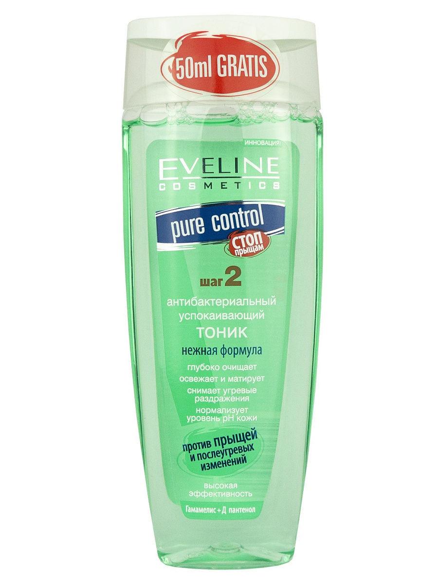 Eveline Cosmetics Тоник успокаивающий Pure Control