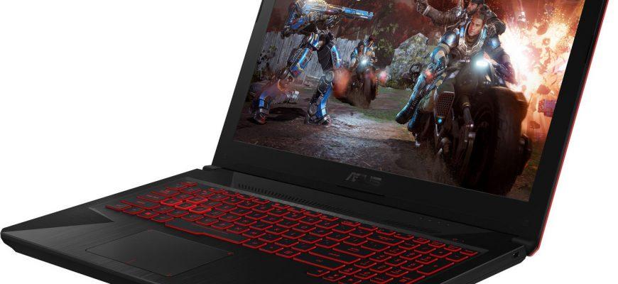игровые ноутбуки до 75000 рублей