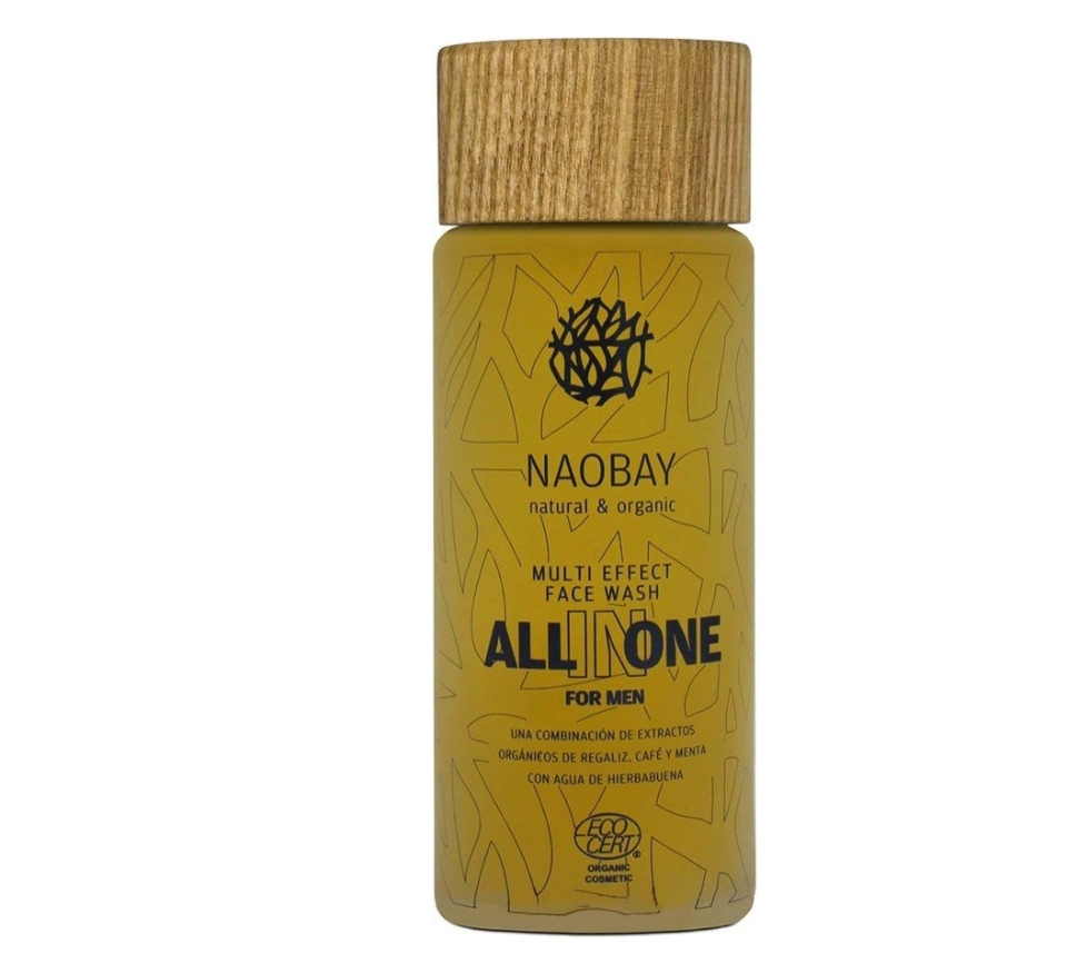 ECOCERT WASH for Face Naobay