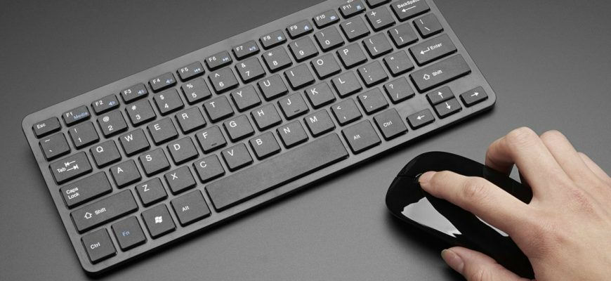 лучшая беспроводная клавиатура