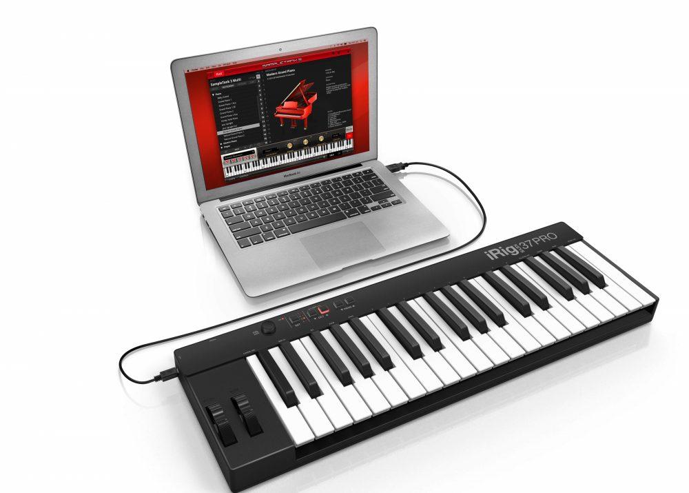 лучшие midi клавиатуры