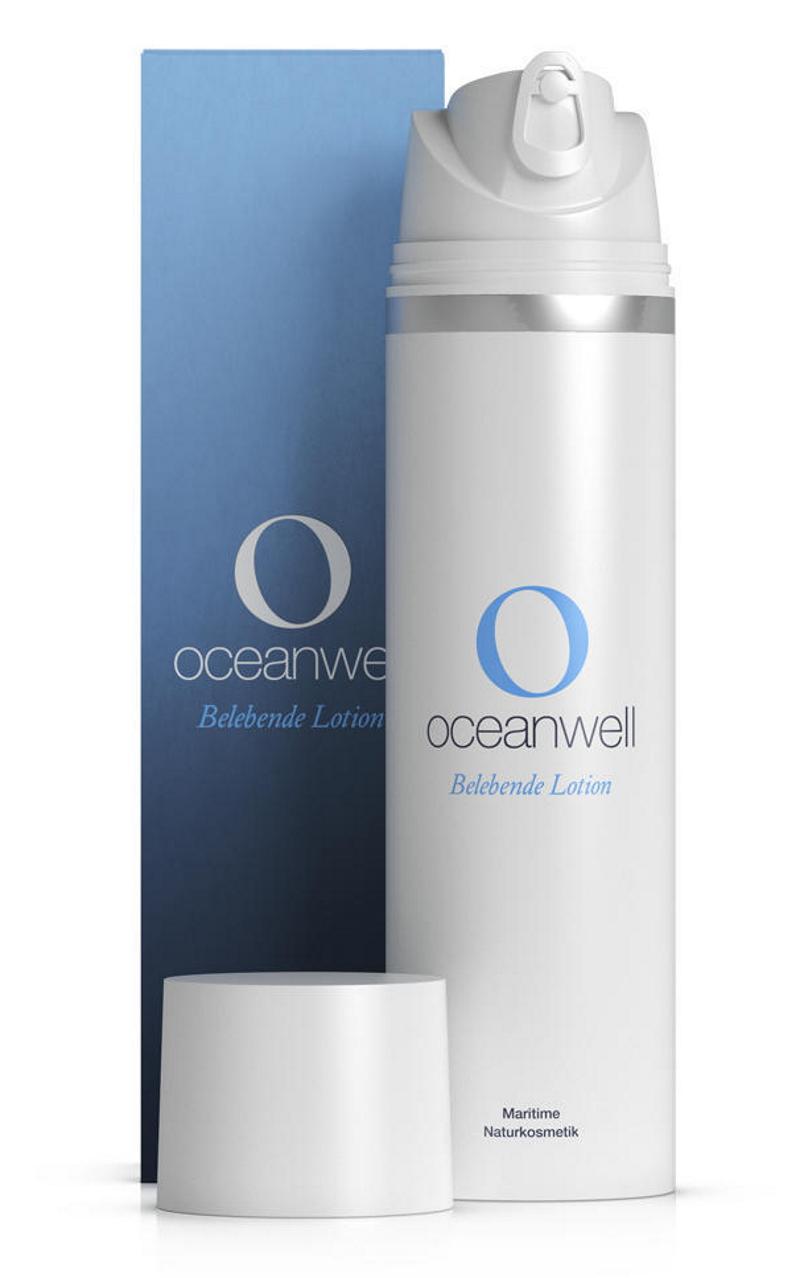 Oceanwell Скраб для лица и тела, очищающий
