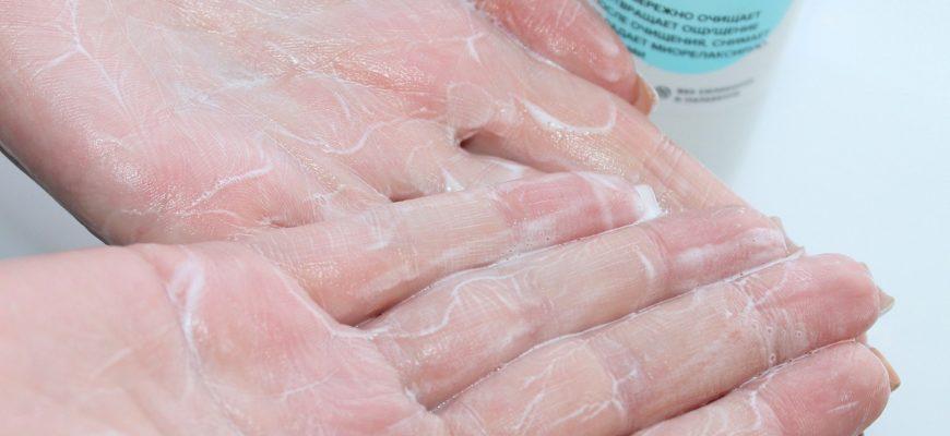 очищающие гели для умывания