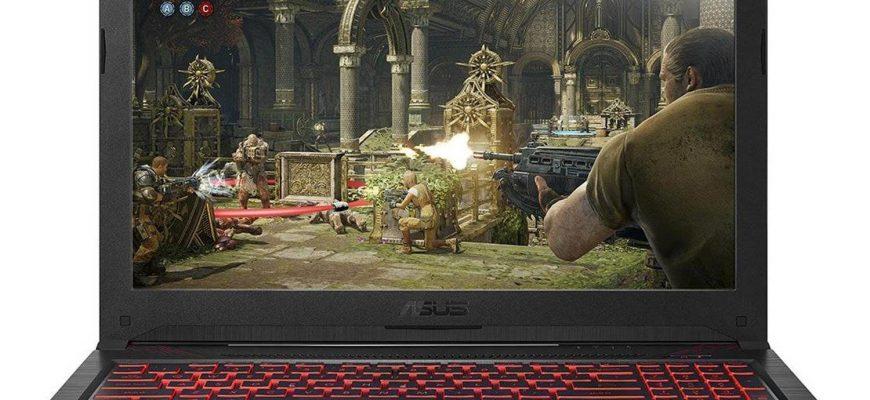 самый дешевый игровой ноутбук