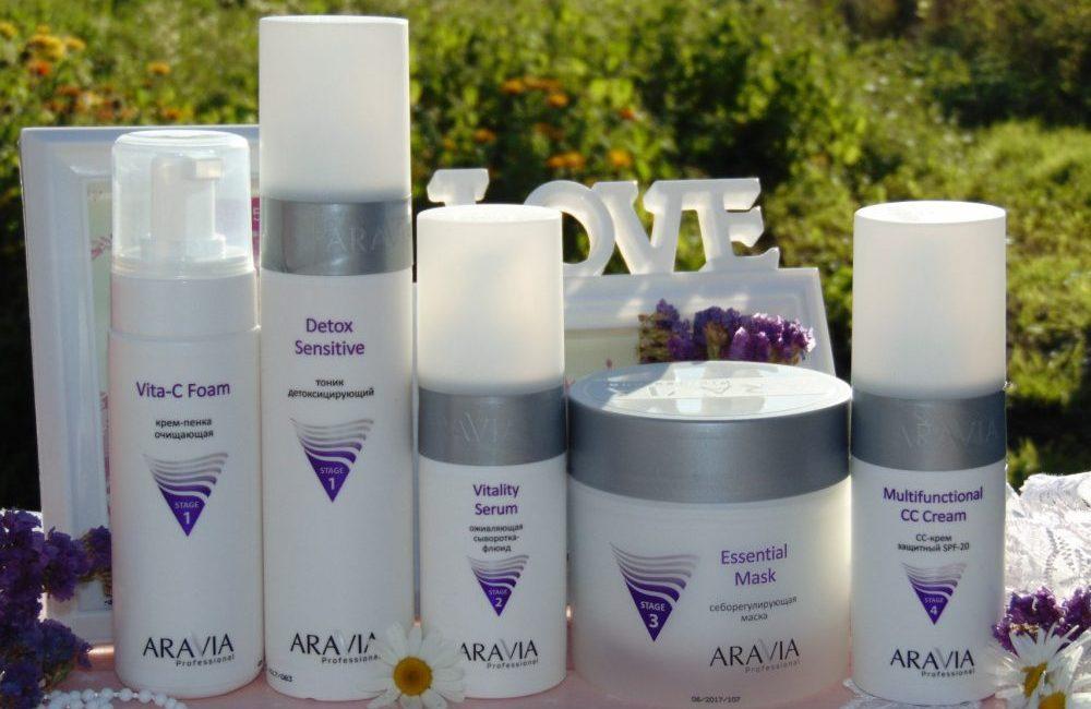 ARAVIA Professional Тоник детоксицирующий Detox Sensitive