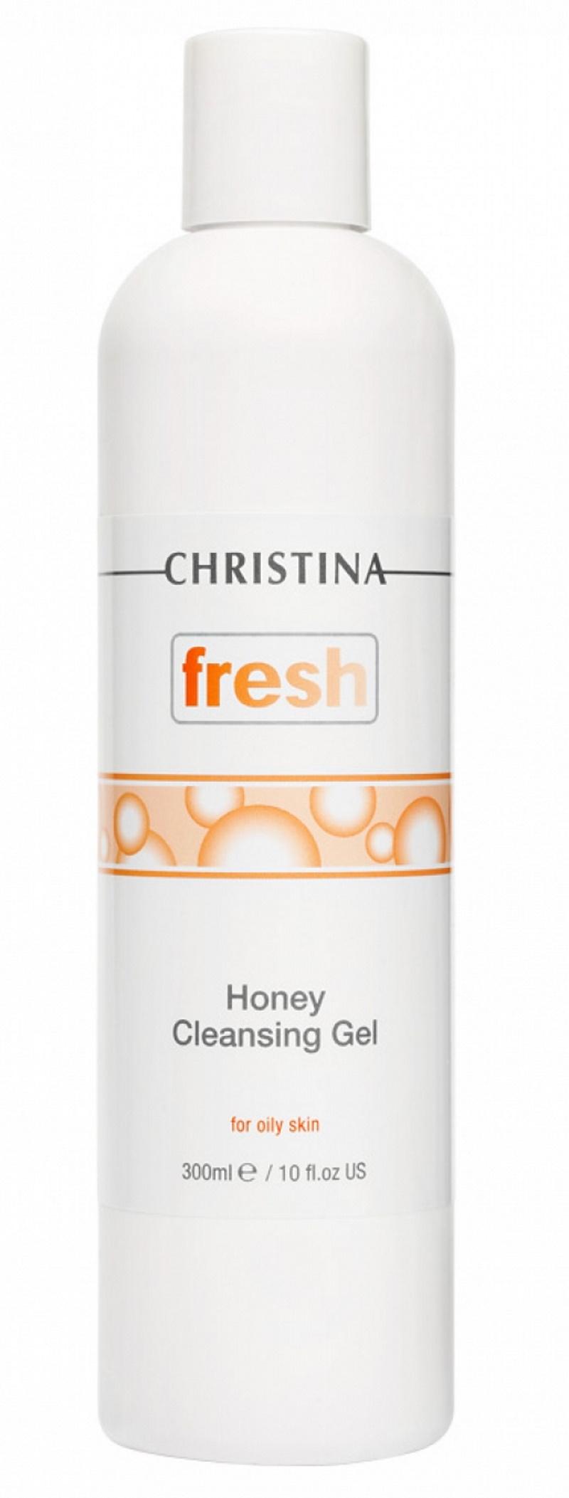 Christina Fresh Honey Cleansing Gel for oily skin